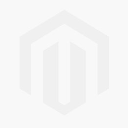 Refurbished Apple Watch 42mm Silver Stainless Steel Case Black Leather Strap, B